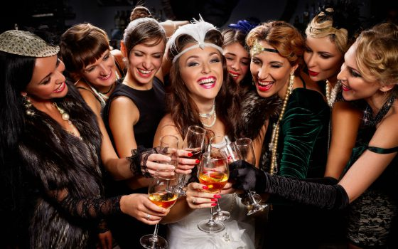 How To Plan A Sophisticated Hen Party
