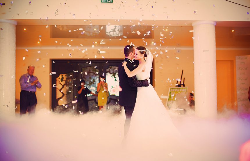 First Wedding Dance | High Kick Events