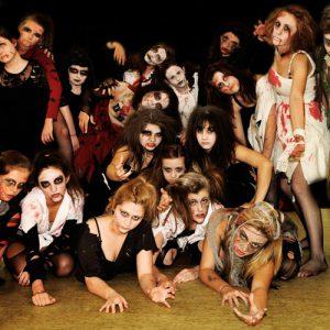 Thriller Hen Party Theme