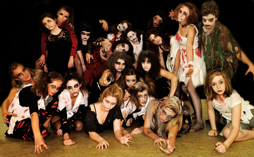 Thriller Hen Party Theme